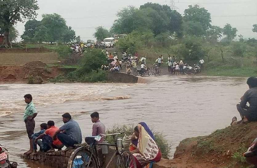 बारिश में इन पुल-पुलियों से जरा बचकर, खतरे में पड़ सकती है जान