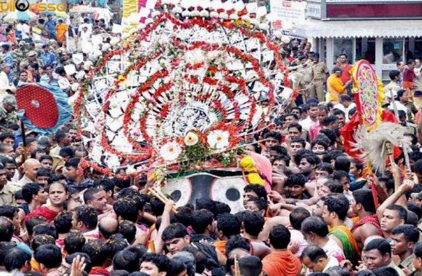 Jagannath puri rathyatra