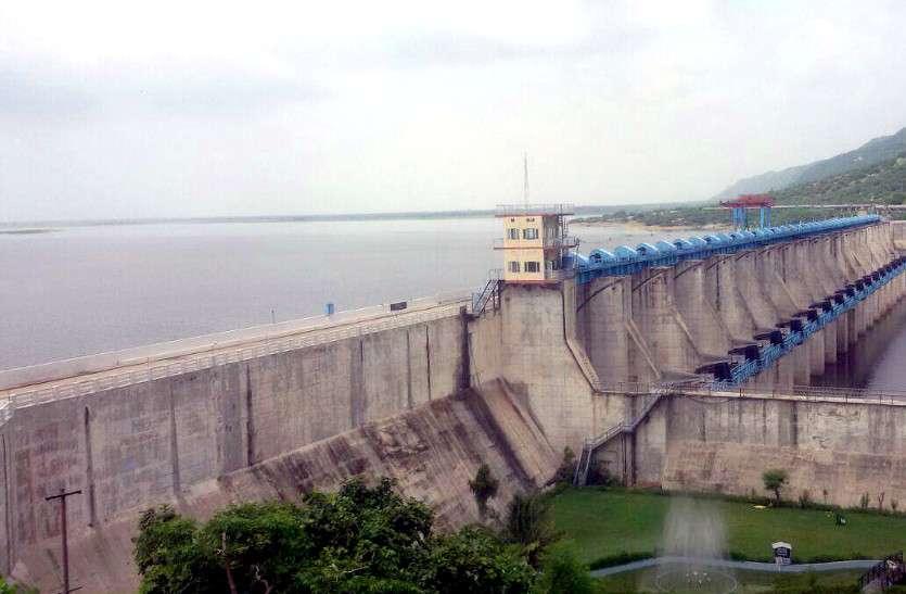 जयपुरवासियों के लिए अच्छी खबर : दो दिन की बारिश में एकत्र हुआ सात दिन का पानी, बीसलपुर बांध पहुंचा 309.17 गेज पर