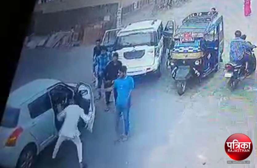 बांसवाड़ा : कांग्रेसियों ने एसपी से कहा- वीडियो वायरल, सच्चाई सामने, फिर भी राज्यमंत्री के बेटे को बचाने में लगा प्रशासन