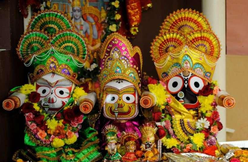 jagannath rath yatra 2018: एक दो नहीं यहां पर निकलती हैं 11 रथ यात्राएं, बड़ी रोचक है दासतां