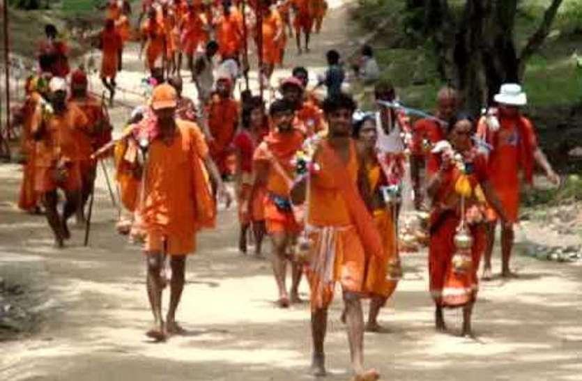कांवड़ यात्रा होगी कड़े सुरक्षा घेरे में, इस बार होगी एटीएस की भी तैनाती