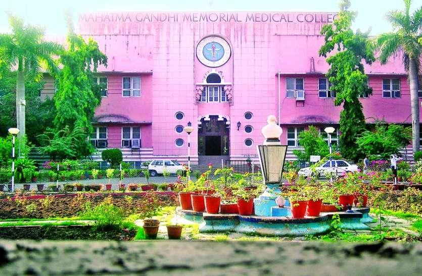 दो नए कॉलेजों की जुगाड़ में एमजीएम, मेडिकल कॉलेज की सीटों पर खतरा