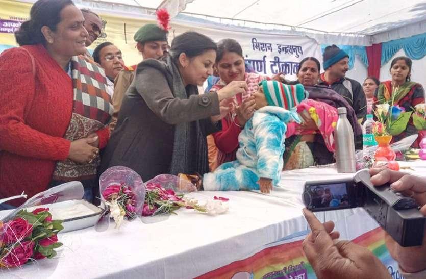 केन्द्र सरकार की ओर से राजस्थान के आशान्वित जिलों में अब मिशन इन्द्रधनुष टीकाकरण अभियान शुरू होगा, आपको फायदे मिलेंगे ये