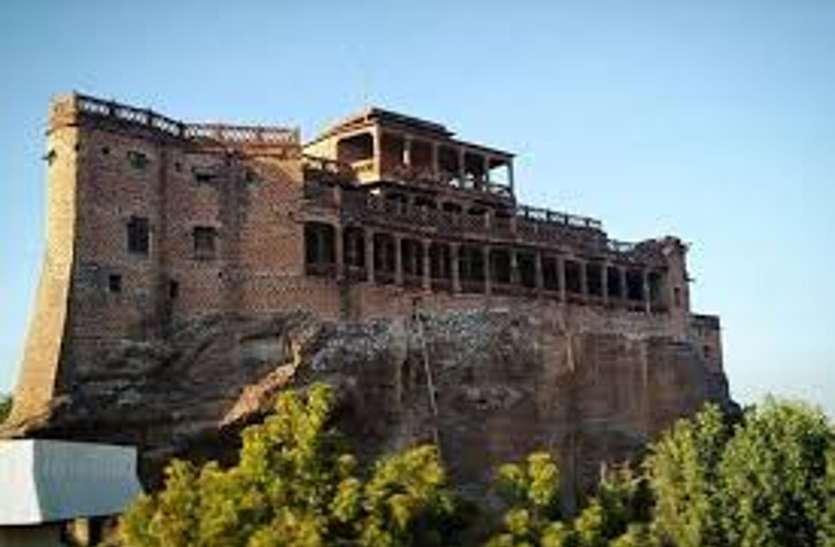 सर प्रताप की यादगार शिप हाउस बन सकता है पर्यटन स्थल