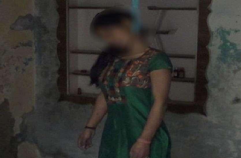 पढ़ाई में आई बाधा तो किसान की बेटी ने फांसी लगाकर की आत्महत्या
