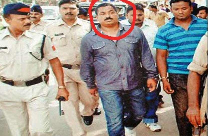 10 साल में दूसरी बार अंबिकापुर जेल में शिफ्ट हुआ दुर्ग का गैंगस्टर तपन सरकार