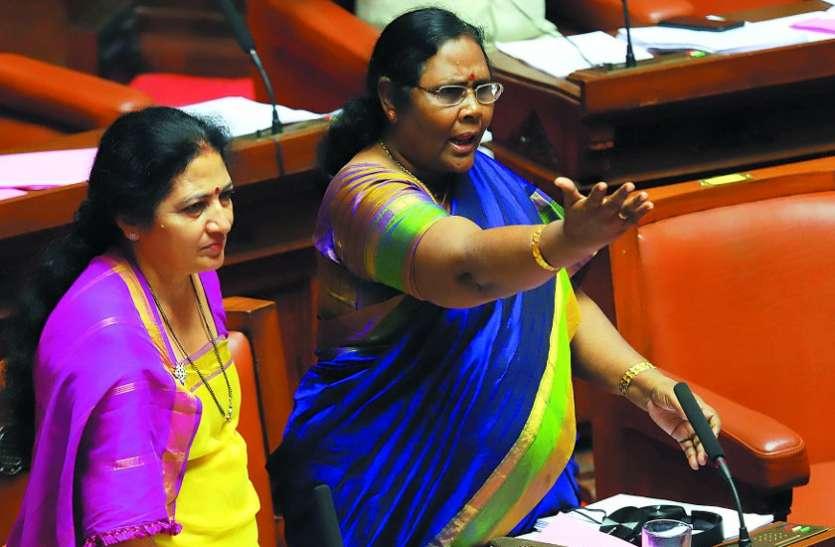 विधान परिषद में बजट पर बहस : आयनूर मंजुनाथ की टिपप्णी पर हंगामा
