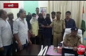 पेट्रोल पंप लूट कांड को अंजाम देने वाले बदमाश चढ़े पुलिस के हत्थे