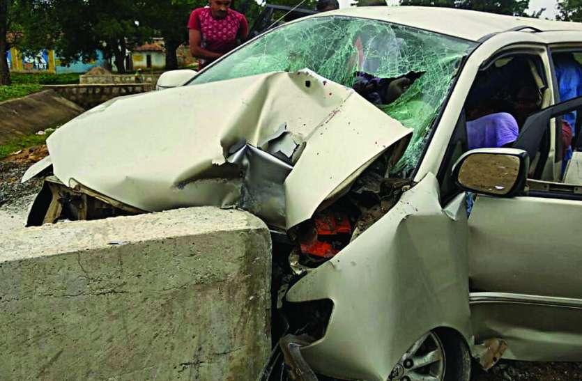 दहेज उत्पीड़न के आरोप में घिरे प्रबंधक की सड़क हादसे में मौत, MP से CG जाते समय हुई ये दुर्घटना