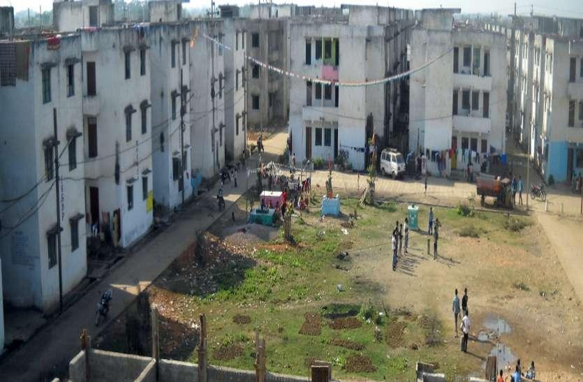 IHSDP आवास के आवंटन में एक और गड़बड़ी, किस्तों का नहीं निगम के पास हिसाब, RTI में खुलासा
