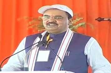 केशव प्रसाद मौर्य ने यूपी की सीटों को लेकर किया बड़ा ऐलान, देखें वीडियो