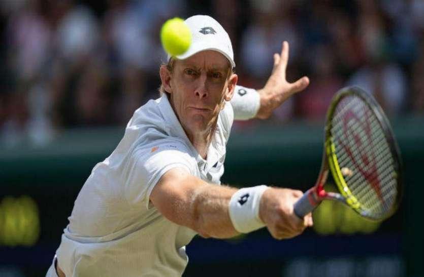 विंबलडन : इतिहास के सबसे लम्बे सेमीफाइनल में इस्नर को हराकर एंडरसन फाइनल में पहुचें