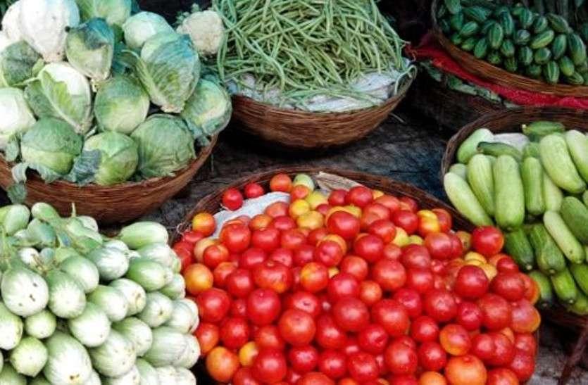 सब्जियों ने बिगाड़ा खाने का स्वाद, 40 फीसदी तक बढ़े दाम