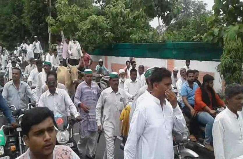 इस जिले में 150 किसानों पर डीएम ने दर्ज कराई FIR, गुस्साए किसान नताओं मे खोला मोर्चा