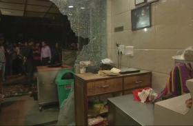 दिल्ली: स्विग्गी डिलीवरी बॉय ने रेस्टोरेंट में मचाया उत्पात, घटना सीसीटीवी में कैद