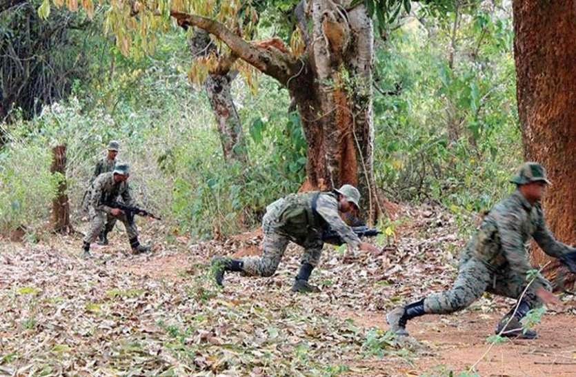 Breaking : घात लगाए नक्सलियों व BSF की बटालियन के बीच हुई मुठभेड़ में दो जवान शहीद