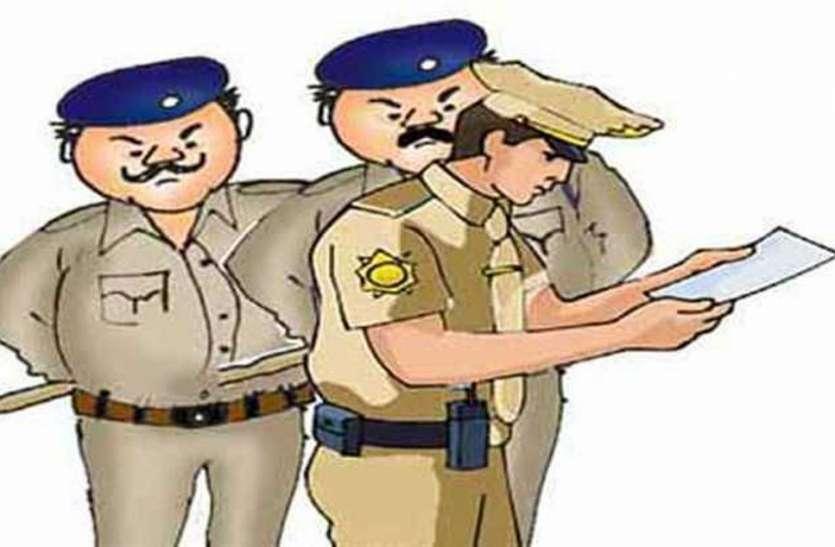 आरपीएफ थाना के पास टूटी वेगन की सील 50 कट्टी मक्का चोरी