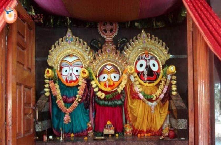 Idol of Jagannath