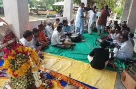 भगवान जगन्नाथ की रथयात्रा में उमड़ा श्रद्धालुओं का सैलाब, नगर भ्रमण करा भगवान के विगृह को स्थापित कर उतारी आरती