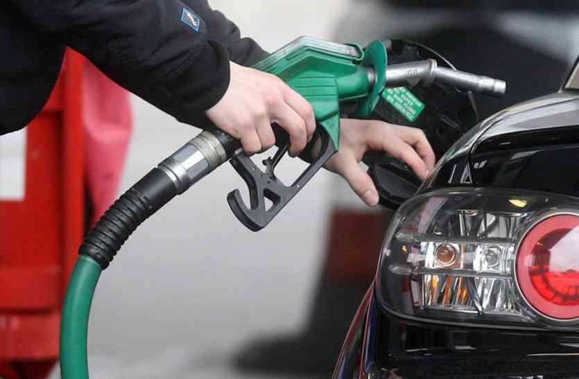 पेट्रोल-डीजल की दरों में फिर हुआ इजाफा, चार साल के सबसे ऊंचे स्तर पर पहुंचा पेट्रोल, अब बढ़ा इतना