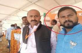 भाजपा सांसद के करीबी नेता और उसके समर्थकों ने पूर्व महामंत्री को भरे बाजार में दौड़ाकर पीटा