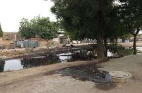 यहां नहीं माने जा रहे हैं एनजीटी के आदेश, अवैध धुलाई से फैल रहा कैमिकलयुक्त पानी