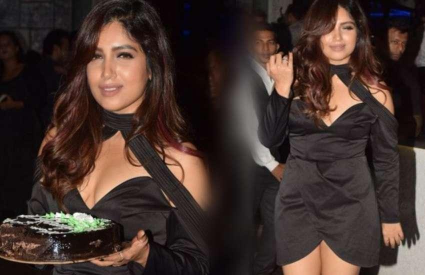 bhumi pednekar latest birthday party photos