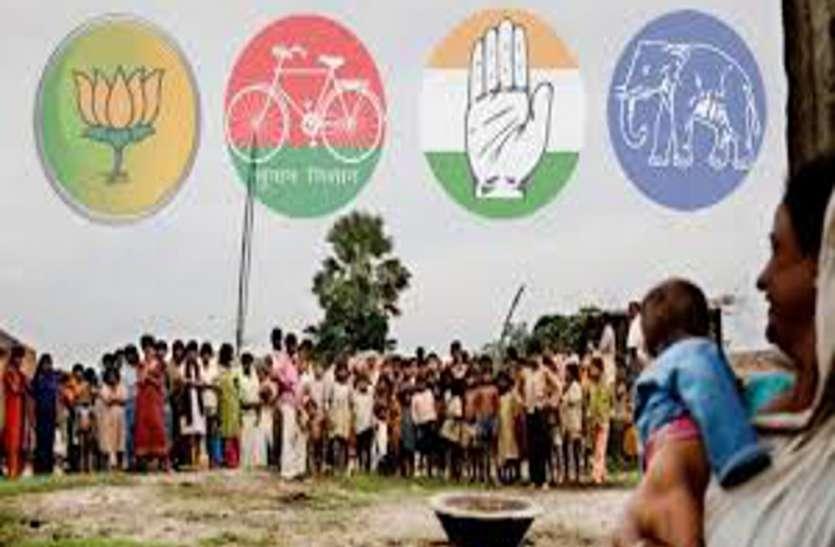 निशाने पर यूपी की 80 लोकसभा सीटें, 2019 चुनाव का हुआ शंखनाद
