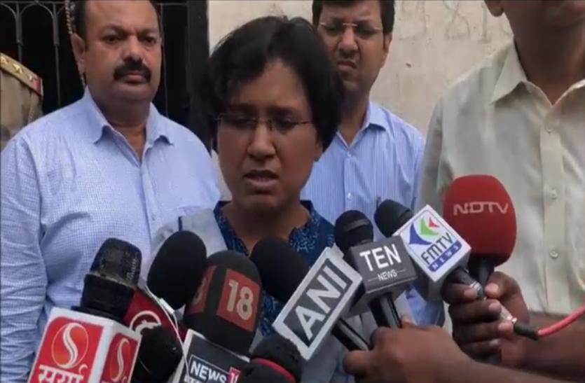 Commissioner Aneeta Meshram