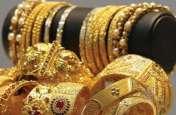 सोना 175 रुपए चमका, चांदी में 50 रुपए की गिरावट