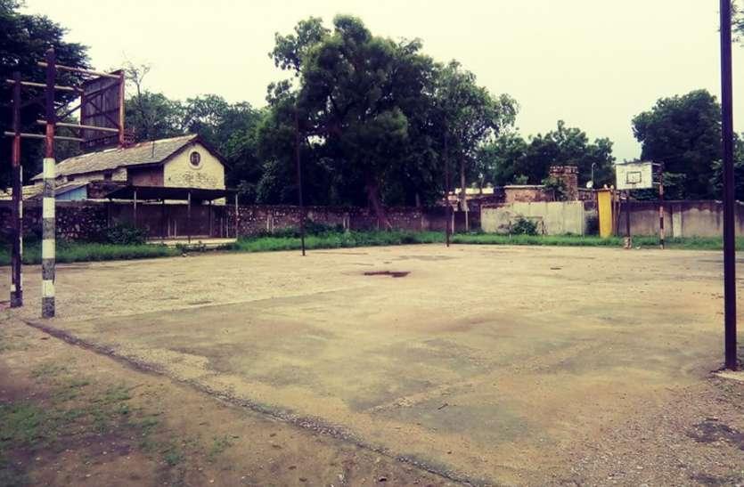 नए कलेवर में बदलेगा बास्केटबॉल खेल मैदान