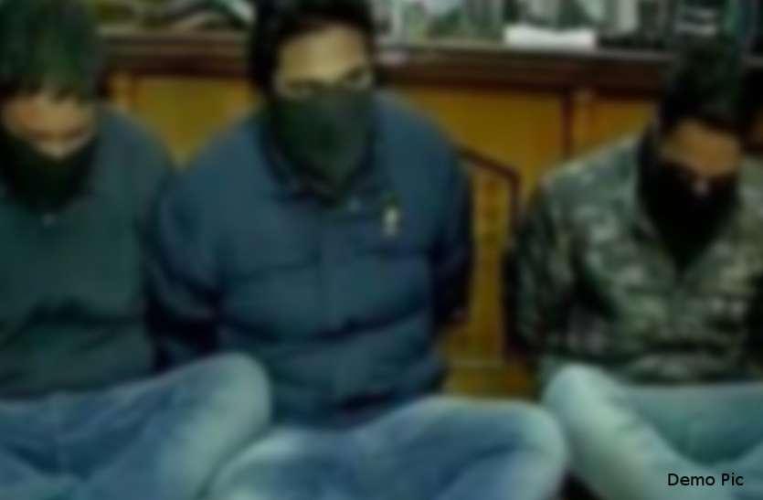 बांसवाड़ा : सरपंच पति और साथियों ने राह चलती महिला के साथ किया ऐसा शर्मनाक काम, 15 दिन बाद पुलिस ने किया गिरफ्तार