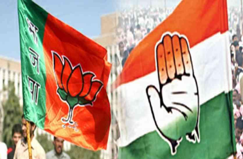 अलवर में भाजपा व कांग्रेस के नेताओं पर महिला ने लगाए गंभीर आरोप, मामला दर्ज कराया
