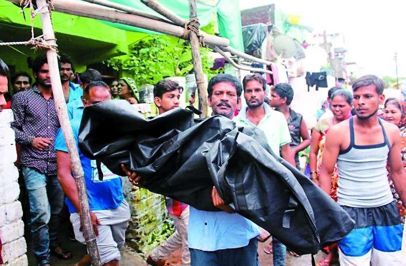 3 एजेंसियों के 250 जवान 48 घंटे में नहीं खोज पाए, घर से एक किमी दूर परिजनों को नाले में मिली डुग्गू की लाश