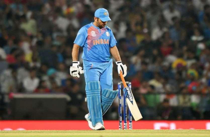 इस बल्लेबाज ने धोनी पर कसा तंज, कहा उनकी धीमी बल्लेबाजी से टीम आ जाती है दबाव में