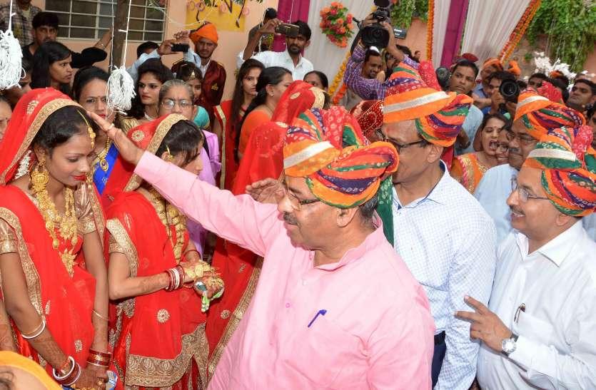 12 लड़कियों से विवाह के लिए 224 युवकों ने किए आवेदन