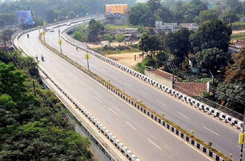 किदवई नगर से बाईपास चौराहा तक फोरलेन रोड को चमकाने का रास्ता साफ