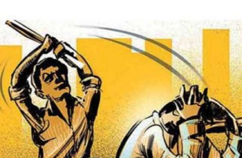 एबीवीपी के छात्रनेताओं पर जानलेवा हमला