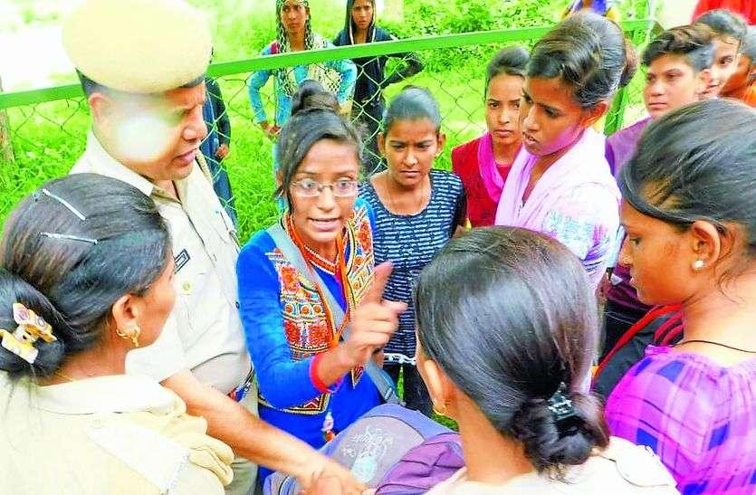 गौरी देवी कॉलेज में भिड़ी छात्राएं, हुआ कुछ ऐसा जिससे बुलानी पड़ी पुलिस