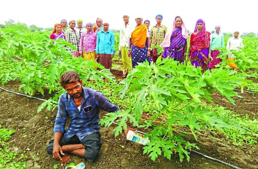 इस किसान ने कमजोरी को ही बनाई अपनी ताकत, और बन गया लखपति अब दे रहा दूसरों को रोजगार