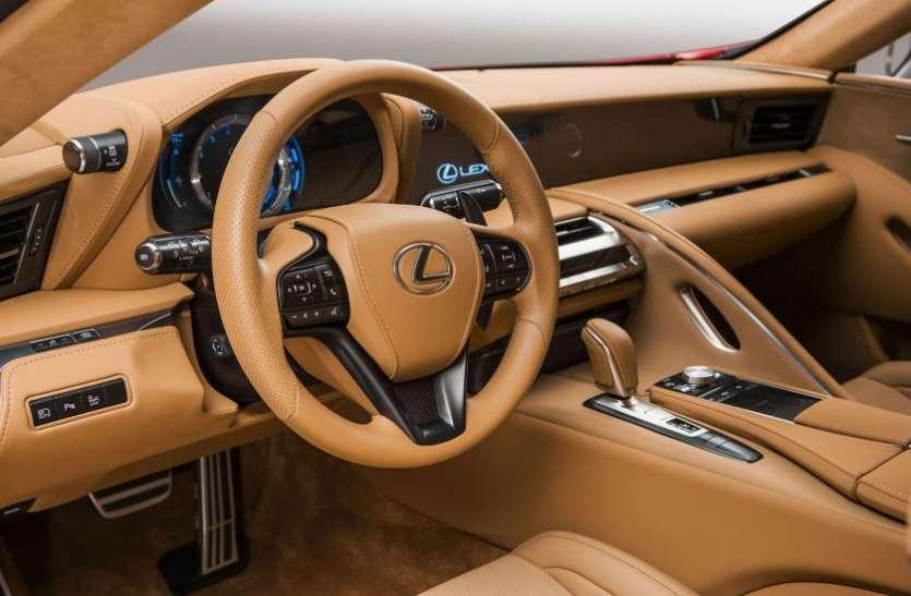Lexus ने लॉन्च की सबसे ज्यादा सेफ कार, इसके लुक के आगे Bentley और Rolls Royce भी हो जाएंगी फेल