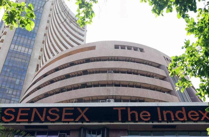 शेयर बाजार Update: बढ़त के साथ खुला सेंसेक्स, निफ्टी की चाल सुस्त
