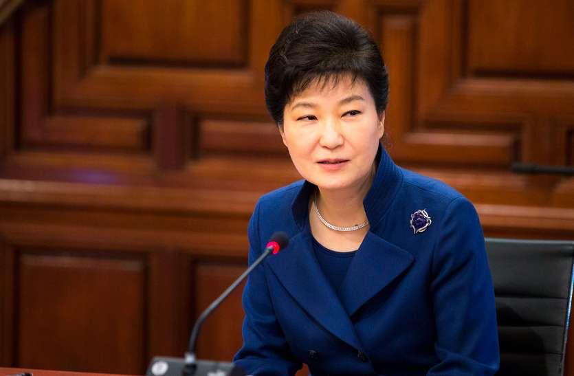दक्षिण कोरिया: भ्रष्टाचार के आरोपों से घिरी पूर्व राष्ट्रपति की सजा और जुर्माना बढ़ाने की मांग