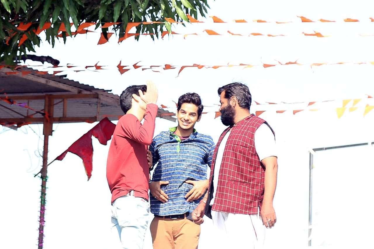 dhadak film shooting in udaipur
