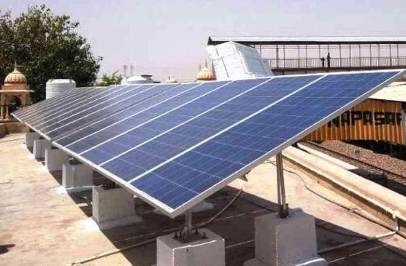 हरियाणा में सौर ऊर्जा क्षमता 4 हजार मेगावाट तक ले जाने का लक्ष्य