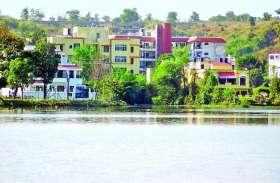 जियो मैपिंग से तय होना था शाहपुरा तालाब का नया कैचमेंट, दबा दी रिपोर्ट