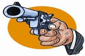 प्रतापगढ़ में मुठभेड़, दो बदमाश गिरफ्तार, ग्रामीण को भी लगी गोली