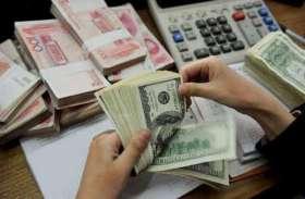 लगातार पांचवें सप्ताह घटा विदेशी मुद्रा भंडार