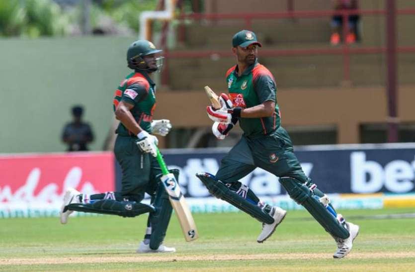 तमीम-शाकिब की दोहरी शतकीय पार्टनरशिप से बांग्लादेश ने वेस्ट इंडीज पर दर्ज की बड़ी जीत